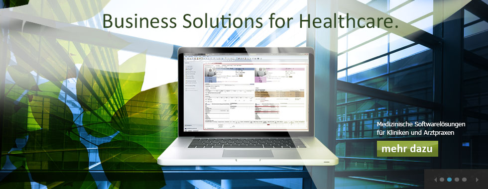 Business Solutions for Healthcare